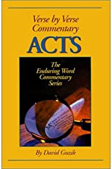Commentary on Acts (Enduring Word Commentary) Paperback