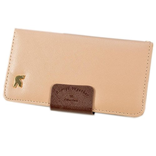 """Korean Bird Wallet Synthetic Leather Case Cover For Apple iPhone 6 plus 5.5"""""""