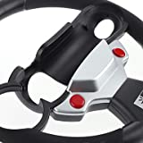 YT Steering Racing Wheel for PS3 Move Controller