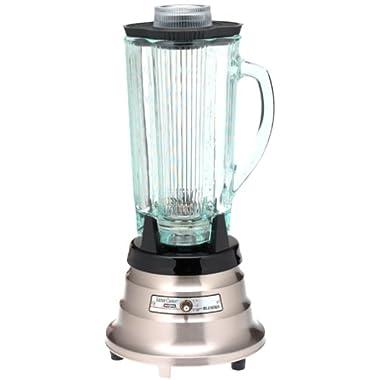 Waring MBB518 Food & Beverage Blender, Stainless Steel