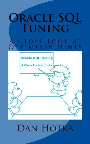Download Oracle SQL Tuning: A Close Look at Optimizer HInts Pdf