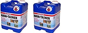 Reliance Products Aqua-Tainer 7 Gallon Rigid Water Container (4:PACK)