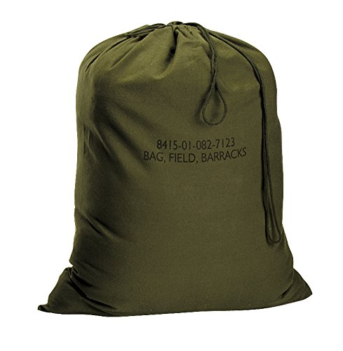 Rothco Gi Type Barracks Bag, 24'' X 32'' , Olive Drab 24' Gear Duffel Bag