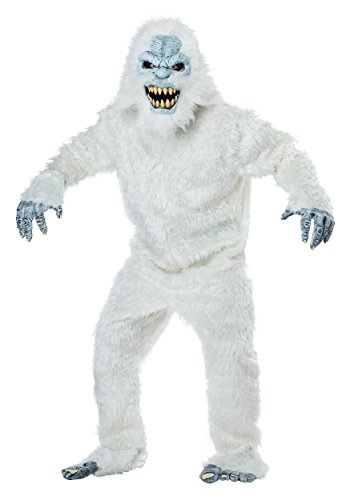 California Costumes Men's Snow Beast-Adult Costume, White/Blue One Size]()