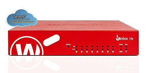 Watchguard Firebox T70 With 3-Yr Basic S by WatchGuard