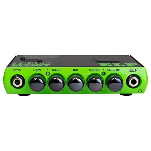 Head Amplifier Solid (Trace Elliot FML000100041 ELF 200W Micro Bass Guitar Amp Head)