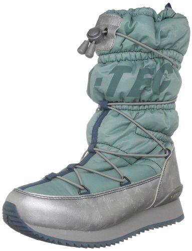 Hi-Tec New Moon, Women's Snow Boots Reef/Silver/Dolphin