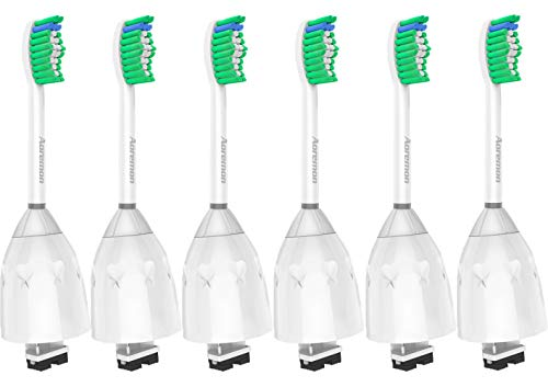 Replacement toothbrush Heads for