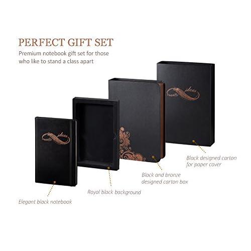 Elegant Black Journal