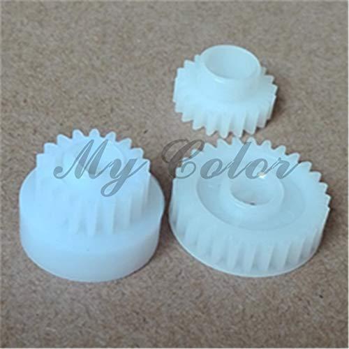 Printer Parts 5X NGERH0002YSZZ NGERH0136QSZZ NGERH0001YSZZ Developer Gear for Sharp AR237 AR238 AR261 AR316 AR318 AR266 AR311 AR2608 AR3108