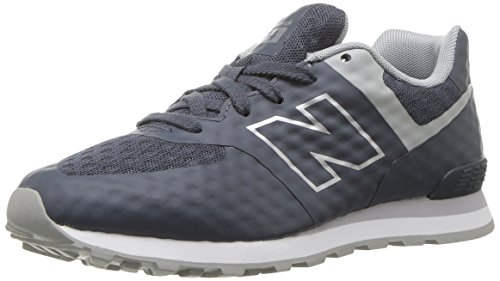 New Balance Kids' 574 Fashion Sneaker Breather Running Shoe