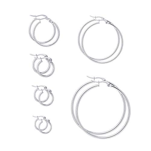 Yanxyad Pairs Stainless Steel Earrings product image