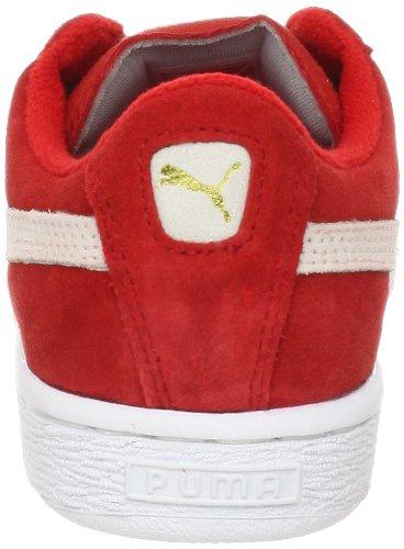 PUMA Kids' Suede Jr Sneaker