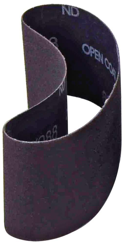 3x23-3/4 Aluminum Oxide 50 Grit Sander Belt, x-weight<br>A&H Abrasives 108146, 10-pack