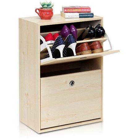 Furinno FNAJ 11047 3 Rubik 2 Door Cabinet product image