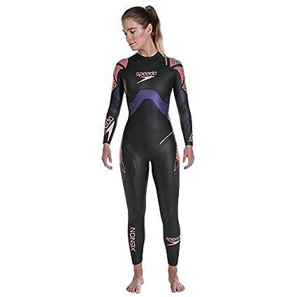 Amazon.com  Speedo Women s Fastskin Xenon Full Sleeve Wetsuit ... a8df6bcae