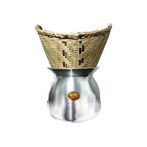 1 X Sticky Rice Steamer Pot and Basket