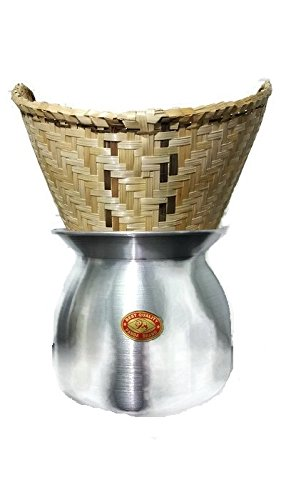 1 X Sticky Rice Steamer Pot and Basket