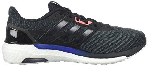 Adidas Mens Nucleo Scarpa Da Corsa Supernova Aktiv Nero / Nucleo Nero / Bianco