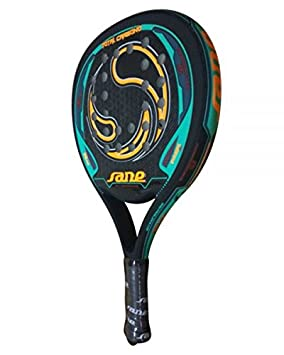 Amazon.com : Sane Pharaon EVA Soft Padel Tennis Racquet, Multicolour, One Size : Sports & Outdoors