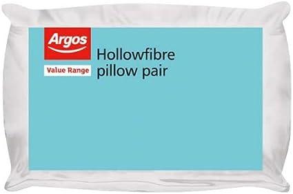 Argos Value Range Pair of Pillows