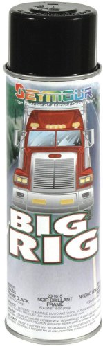 Seymour 20-1615 Big Rig Professional Coatings Spray Paint, G