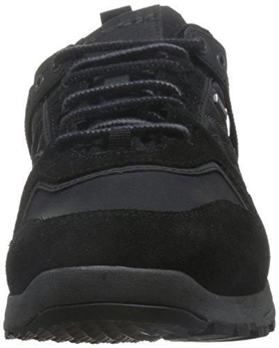U A Geox Sneakers Homme B Abx black Geghy Basses Noir Swwd7Pq