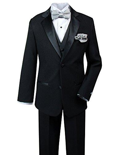 Spring Notion Boys Tuxedo Handkerchief