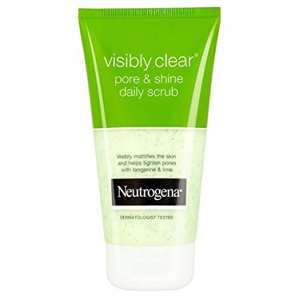 neutrogena visibly clear recension
