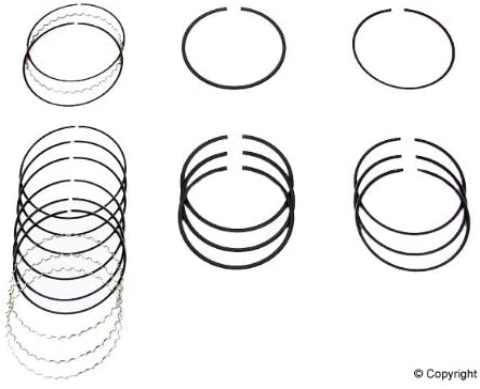 NPR SWF20045OE-0 Piston Ring Set