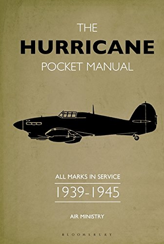 The Hurricane Pocket Manual: All marks in service 1939–45