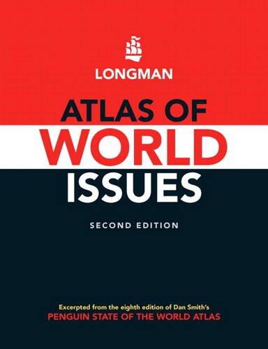 Download Longman Atlas of World Issues, Interntional Relations: 2010-2011 Update ebook