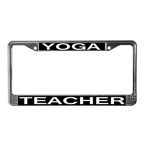 pilates license plate frame - 2