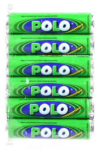 Nestle Polo Peppermint Roll (12 Pack) by Nestle