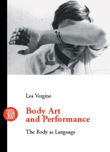 Body Art and Performance: The Body as Language: Amazon.es ...