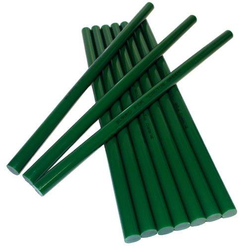 Paintless Dent Repair (PDR) Glue Sticks - Cactus Green 10 pack