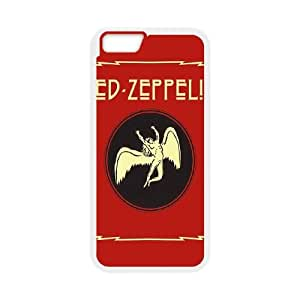 Led Zeppelin Apollo iPhone 6 4.7 Inch Cell Phone Case White toy pxf005_5756298