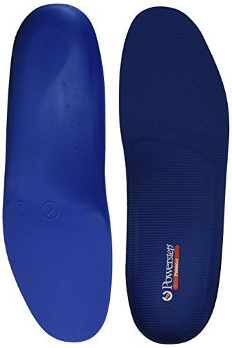 Powerstep Pinnacle Men's / Women's Full Length Insoles, (M11-11.5)