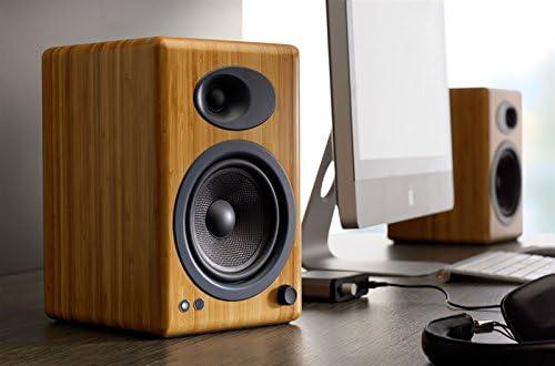 Audioengine A5+ Powered Desktop Speaker (Pr) - Bundle w/DS2 Speaker