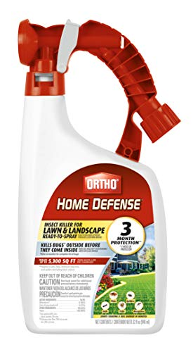 Roundup Scotts Ortho 0173810 Home Defense 32Oz Rts Hd Insct Killer, 32 fl. oz.