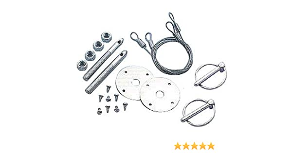 Gasket 1617 Hood and Deck Pinning Kit Mr