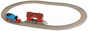 Thomas & Friends - Set de juego, circuito dia completo Thomas (Mattel R9488)