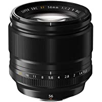 Fujifilm Fujinon XF 56mm F1.2 Camera Lens - International Version (No Warranty)