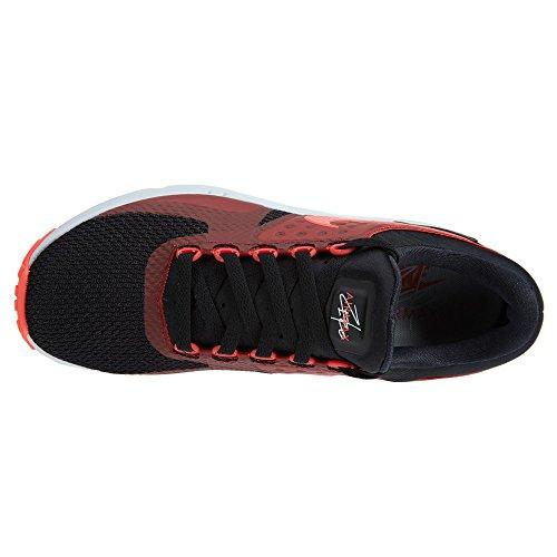 Nike Mens Air Max Zero Essential Running Shoes Black/Bright Crimson/Gym Red 876070-007 Size 11.5