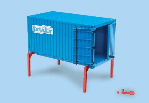 Bruder 3910 - Container & Wechselbrücke