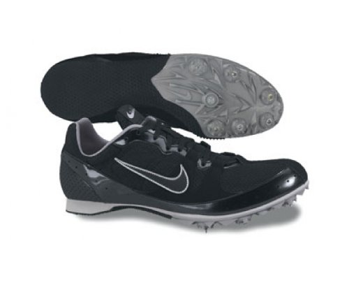 Nike Zoom Rival Medio Distancia IV Correr Encaje - Negro, hombre, 45