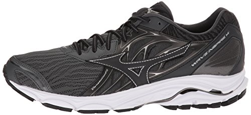 Pictures of Mizuno Men's Wave Inspire 14 Running Shoe Black 9 M US 5