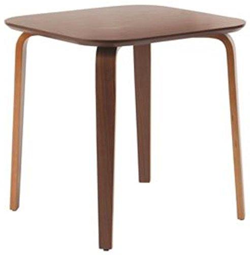 弁天インテリア カフェスタイル スタイリッシュデザイン リビングテーブル ダイニングテーブル B071V6KLGX