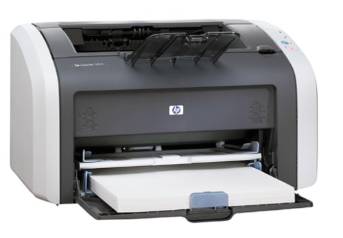 NEW HP LaserJet 1012 Monochrome Laser Printer without ...