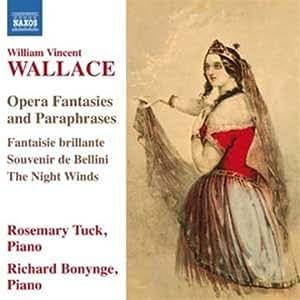 Piano Music: Opera Fantasies & Paraphrases 1